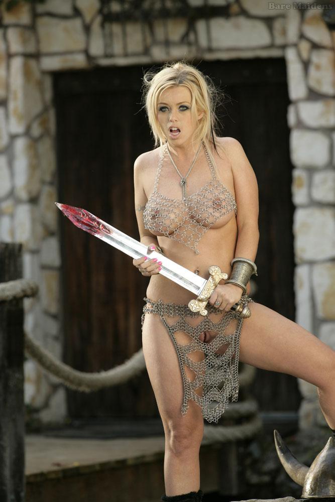 Girls warrior porn pics