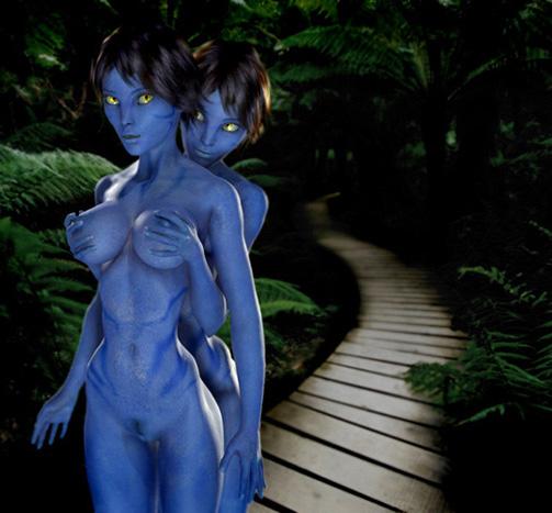 Avatar XXX Adult Sex Games