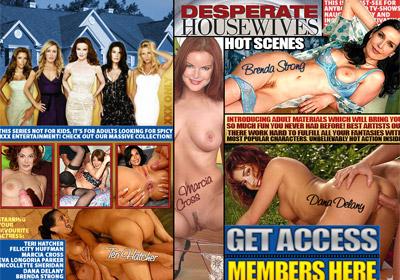 parody porn Desperate housewives