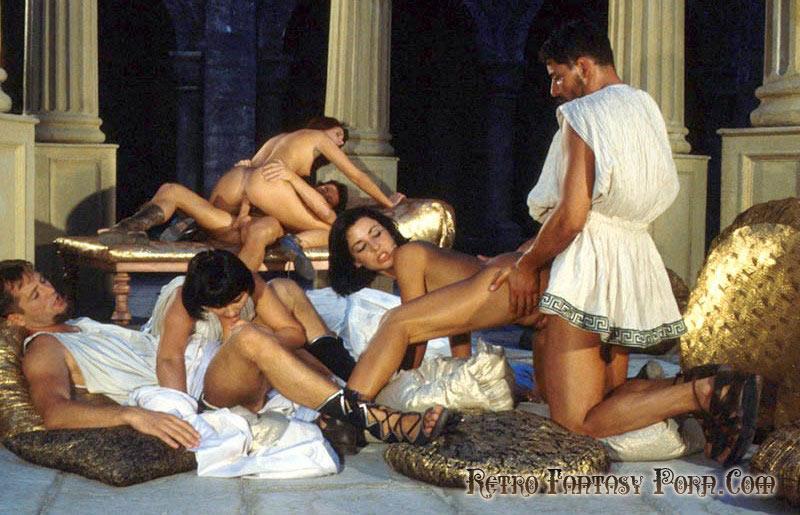 Roman Porn