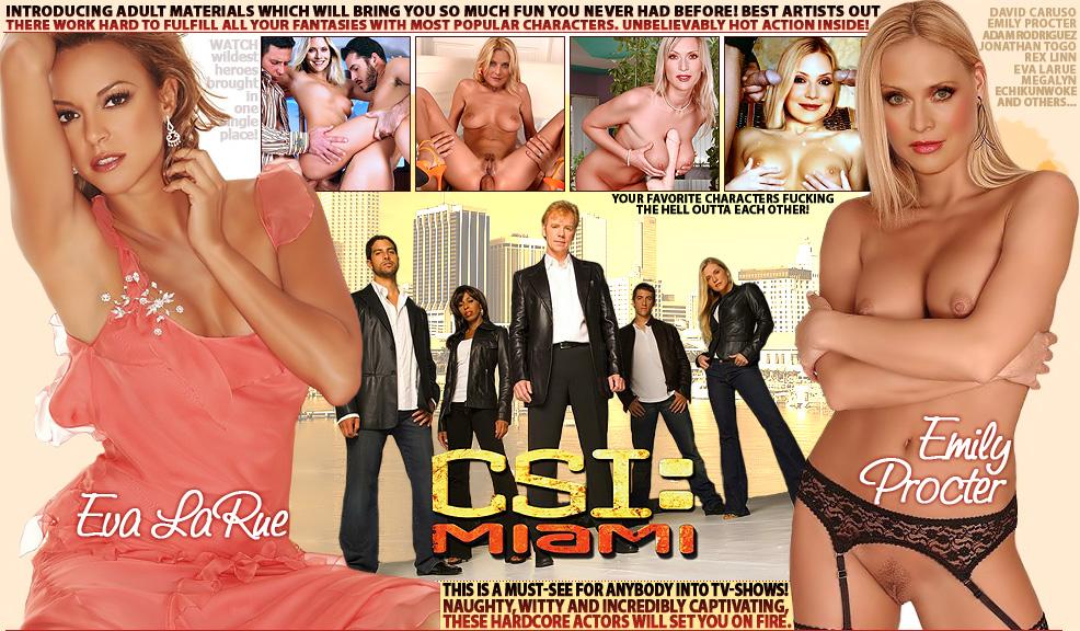 ... CSI Miami naked celebs fuck porn pics ...