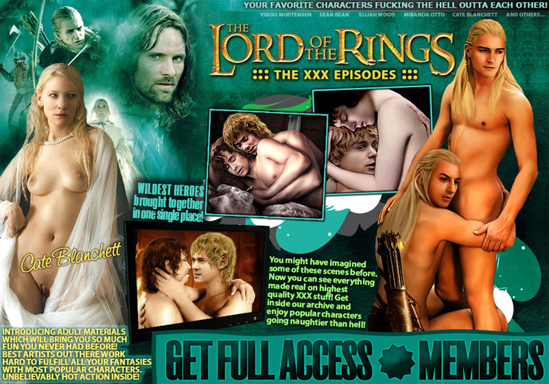 Lord Of The Rings Xxx 24