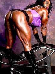 fitness black girls
