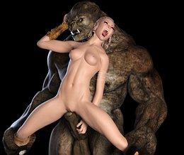 3d monster sex pics